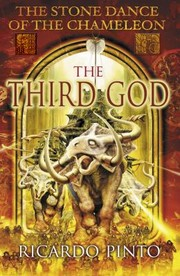 Cover of: The Third God Book Three Of The Stone Dance Of The Chameleon Trilogy