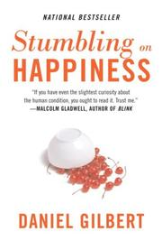 Cover of: Stumbling on happiness | Daniel Todd Gilbert