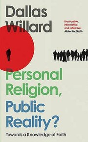 Cover of: Personal Religion Public Reality