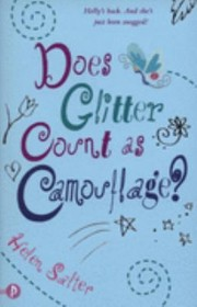 Cover of: Does Glitter Count As Camouflage