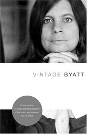 Cover of: Vintage Byatt