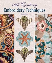 Cover of: 19th Century Embroidery Techniques