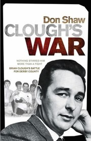 Cover of: Cloughs War