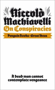 Cover of: On Conspiracies