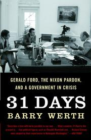 Cover of: 31 Days | Barry Werth