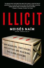 Cover of: Illicit