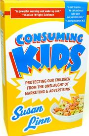 Cover of: Consuming Kids
