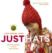 Cover of: Lion Brand Yarn: Just Hats
