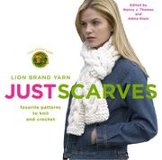 Cover of: Lion Brand Yarn: Just Scarves