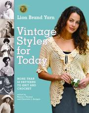 Cover of: Lion Brand Yarn Vintage Styles for Today