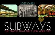Cover of: Subways Postcards