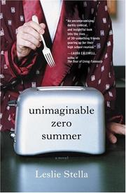 Unimaginable zero summer