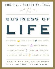 Cover of: The Wall Street Journal Guide to the Business of Life