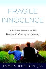 Cover of: Fragile innocence | Reston, James
