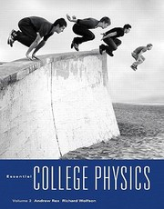 Cover of: Essential College Physics Masteringphysics