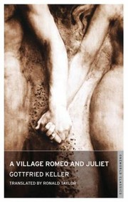 Cover of: A Village Romeo And Juliet