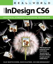 Cover of: Real World Adobe Indesign Cs6