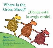 Cover of: Where Is The Green Sheep Dnde Est La Oveja Verde