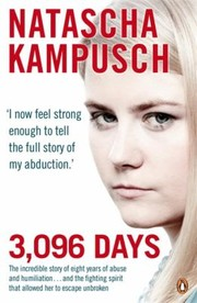 Cover of: 3096 Days