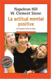 Cover of: Actitud Mental Positiva: Un Camino
