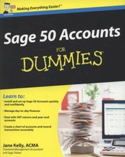 Cover of: Sage 50 Accounts 2008 For Dummies