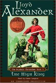 Cover of: The Prydain Chronicles Book 5: The High King (The Prydain Chronicles)