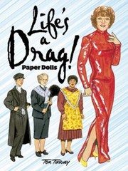 Cover of: Lifes A Drag Paper Dolls