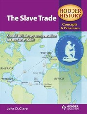 Cover of: The Slave Trade