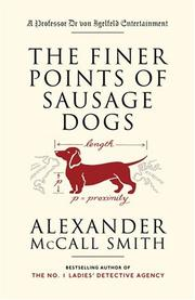 Cover of: The finer points of sausage dogs