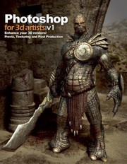 Cover of: Photoshop For 3d Artists