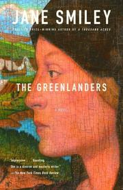 Cover of: The Greenlanders: a novel