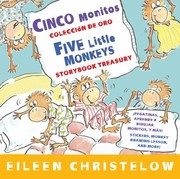 Cover of: Cinco Monitos Coleccin De Oro Five Little Monkeys Storybook Treasury