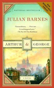 Cover of: Arthur and George