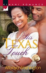 Cover of: His Texas Touch