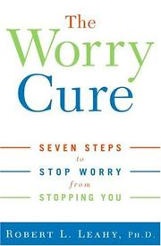 Cover of: The Worry Cure