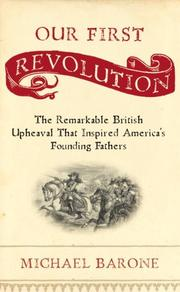 Cover of: Our First Revolution