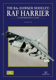 Cover of: Bae Hawker Siddeley Raf Harrier