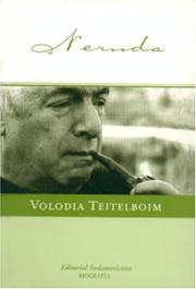 Cover of: Neruda by Volodia Teitelboim