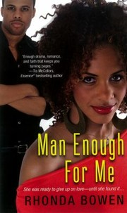 Cover of: Man Enough For Me