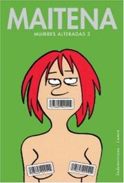 Cover of: Mujeres Alteradas 3