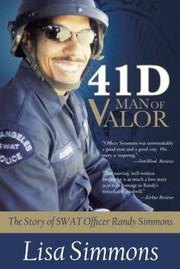 Cover of: 41dman Of Valor The Story Of Swat Officer Randy Simmons