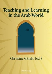Cover of: Teaching And Learning In The Arab World