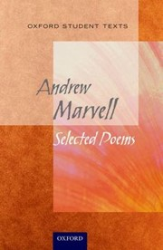 Cover of: Marvell Selected Poems