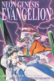 Cover of: Neon Genesis Evangelion 3in1edition Volume 1