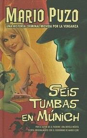 Cover of: Seis Tumbas En Munich