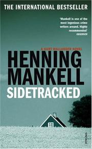 Cover of: Sidetracked (Kurt Wallander Mystery)