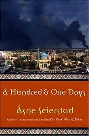 Cover of: A Hundred and One Days | Asne Seierstad