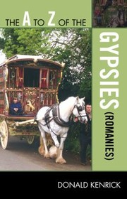 Cover of: The A To Z Of The Gypsies Romanies