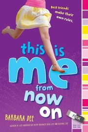 Cover of: This Is Me From Now On