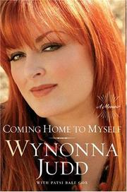 Cover of: Coming Home to Myself